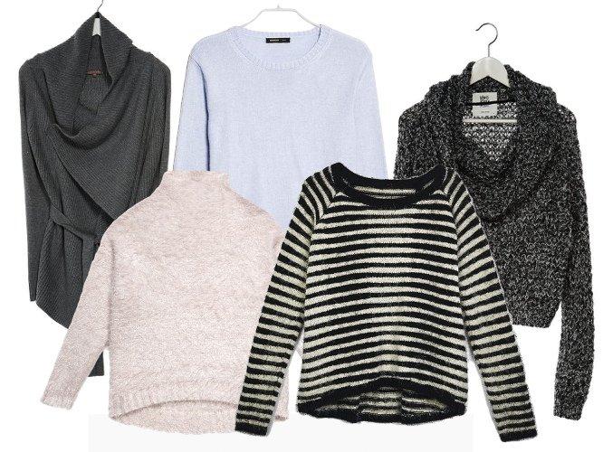 swetery na jesień