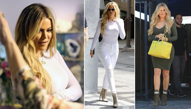 Znalezione obrazy dla zapytania khloe kardashian style botki