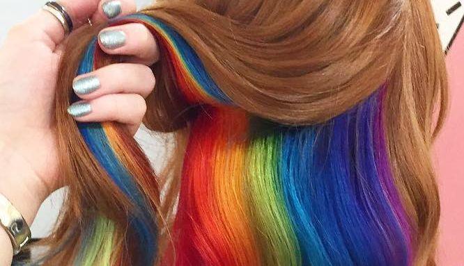modne kolory włosów