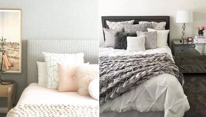 Najpiękniejsze sypialnie - inspiracje z Instagrama (FOTO)