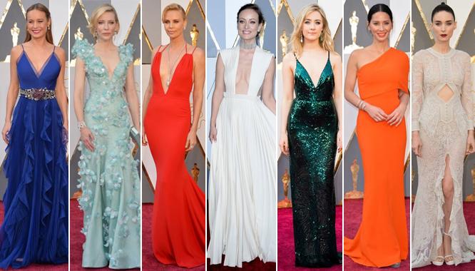 Już dziś w nocy rozdanie Oscarów - wspominamy kreację z zeszłego roku (FOTO)