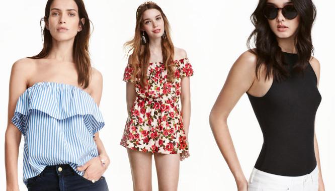 HandM Letni styl w nowej odsłonie - Kolekcja na prawdziwe upały (FOTO)