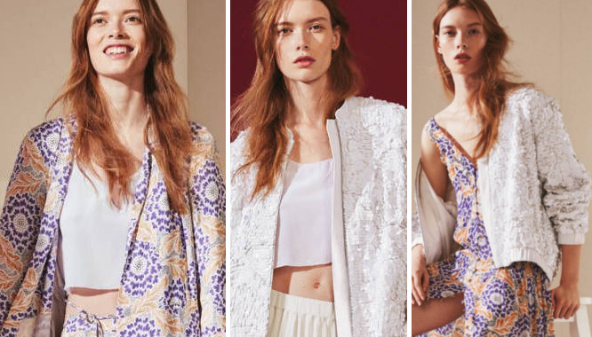 HandM Stylowy spokój - Moda w stylu boho na lato 2016