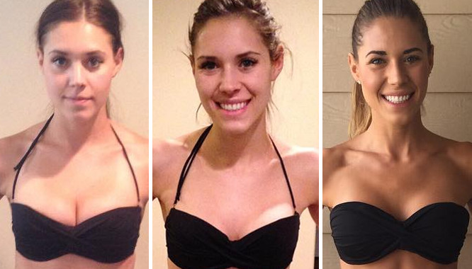 Ta blogerka fitness w najlepsy sposób pokazała, dlaczego waga nie ma znaczenia