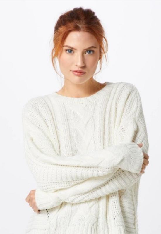 Biały sweter to idealny dodatek na zimę. Oto kilka świetnych egzemplarzy!