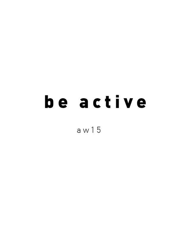 Be active, czyli najnowszy sportowy lookbook od Reserved