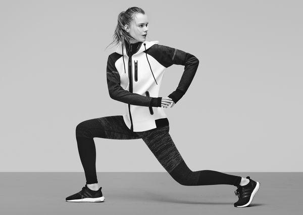Sportowa i modna jesień według marki Adidas!