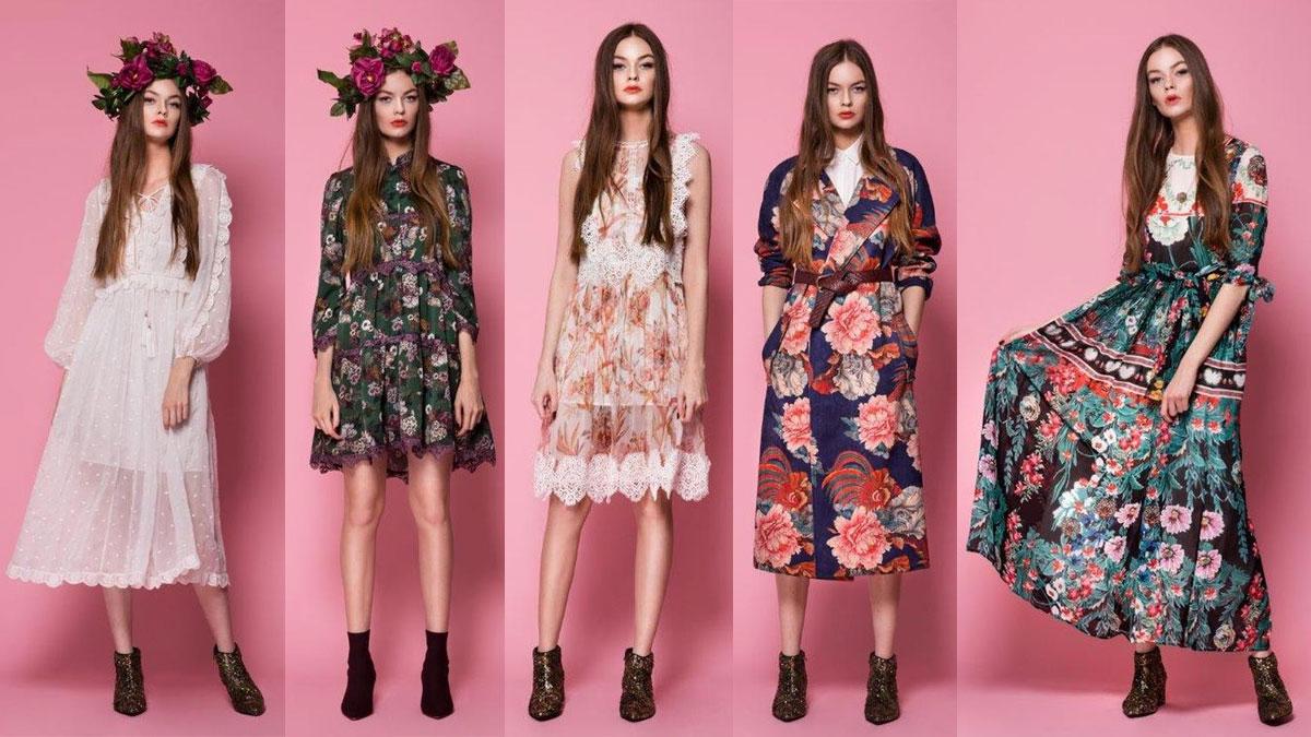 Yoshe Kolekcja Na Wiosnę 2018 Zobaczcie Sukienki Boho Zeberkapl