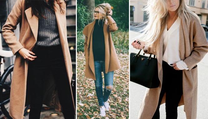 Jesienny płaszcz w roli głównej - 10 inspirujących stylizacji (FOTO)
