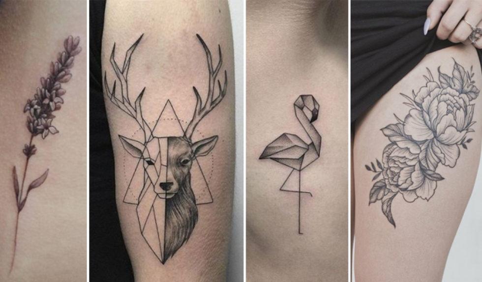 Delikatne Tatuaże Zobaczcie Najpiękniejsze Propozycje