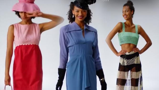 jak zmieniała się moda