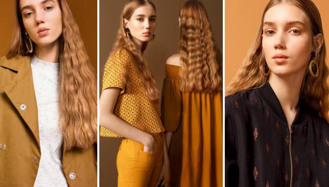 Mango Exotic Trip - Modna kolekcja w odceniach ochry i...