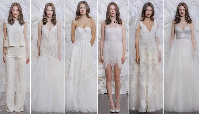 najpiękniejsze suknie ślubne