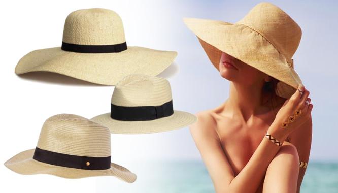 kapelusz plażowy