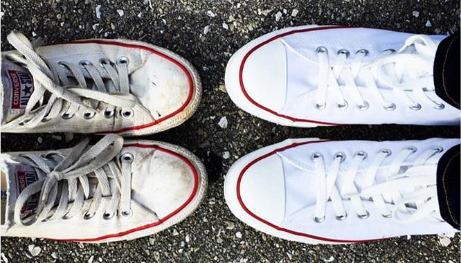 Trampki Converse, conversy