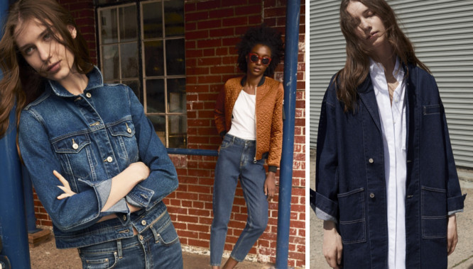 Mango Denim District - Jeansowy katalog na jesień 2016