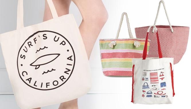 d413b4df81869 Modne dodatki - torba plażowa w kilku stylach na lato 2016 - Zeberka.pl