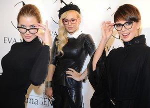 Gwiazdy na pokazie kolekcji okularów Ewy Minge (FOTO)
