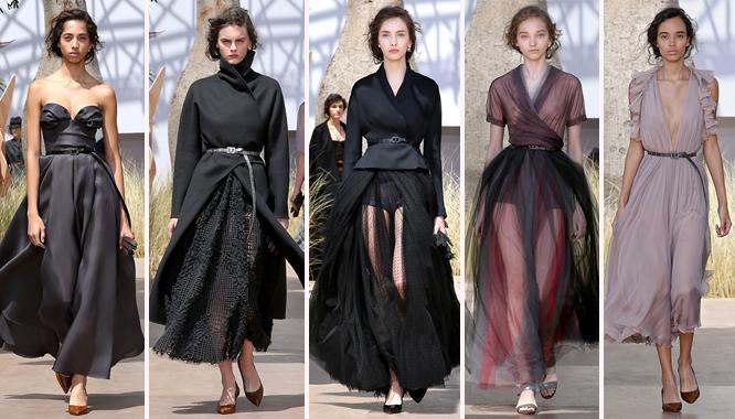 8b0795f84f7f9 Haute Couture na jesień/zimę 2017/18 wg Diora - Zeberka.pl