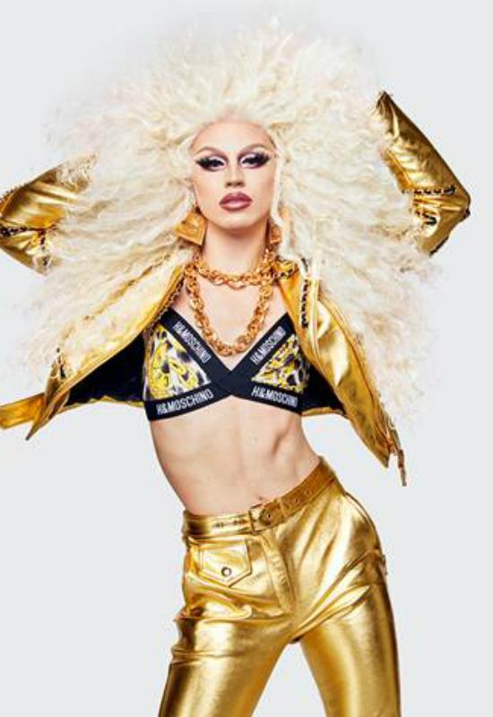 Pełna kolekcja Moschino dla H&M. Wygląda... jak złoto!