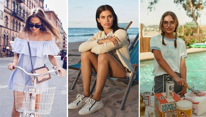 4 stylizacje idealne na majówkę - modnie i wygodnie! (FOTO)