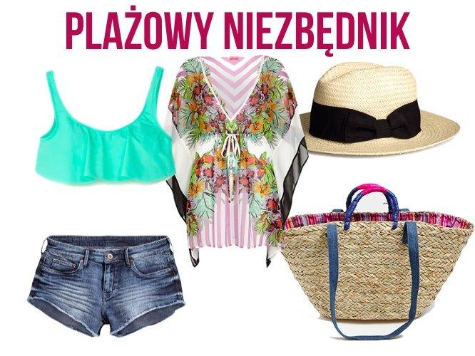 moda plażowa 2014