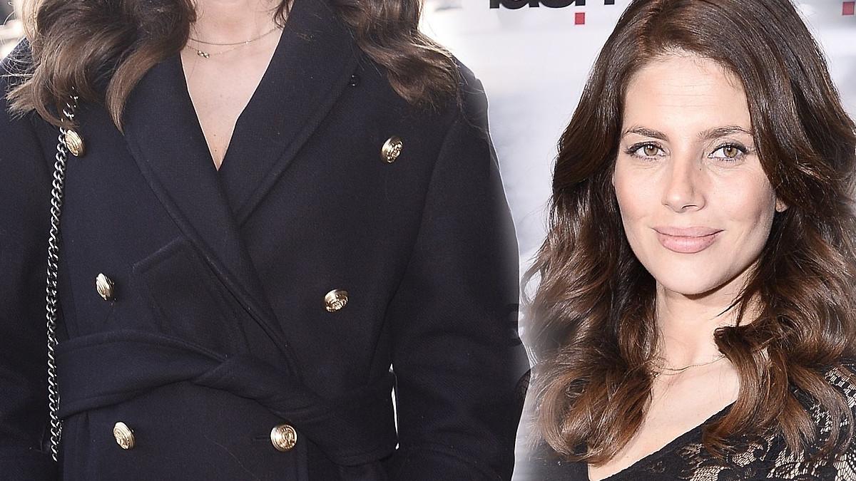Wow! Weronika Rosati pokazała wielki ciążowy brzuszek i...