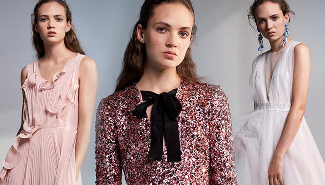 afe370f418 Sukienki z kolekcji H M Conscious Exclusive wiosna lato 2017 ...