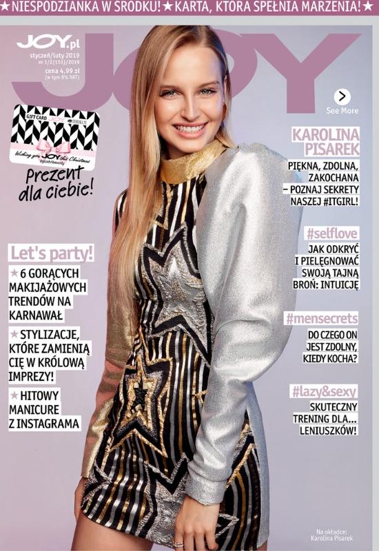 Już jest! Najnowszy numer magazynu Joy. W środku wyjątkowa niespodzianka!