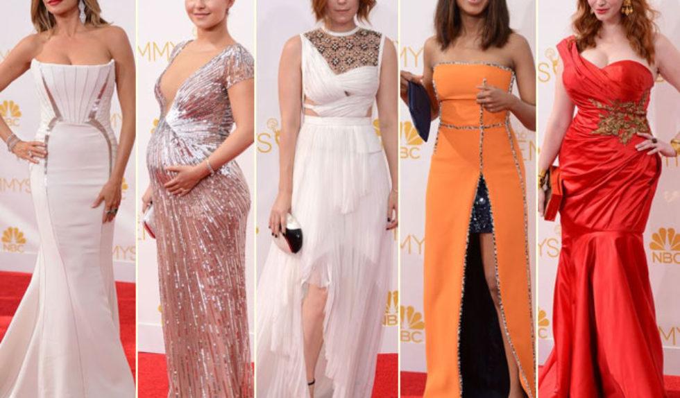 Czerwony Dywan Rewia Mody Na Gali Emmy Awards Sonda