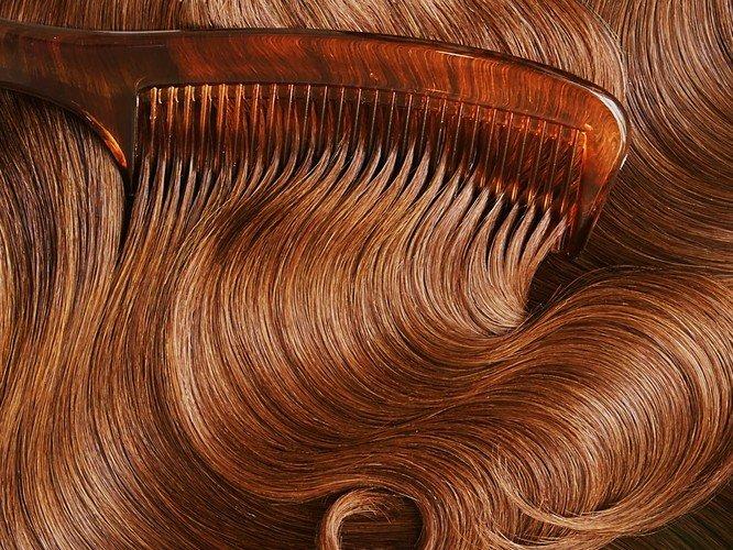 jak rozczesać włosy