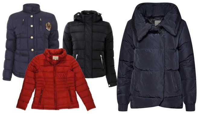 01f344f1c7a21 Modne kurtki damskie w kilku stylach - Przegląd na zimę - Zeberka.pl