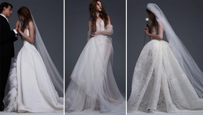 Widziałyście już kolejną świetną kolekcję sukien ślubnych do Very Wang?