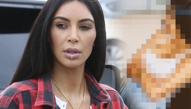 Kim Kardashian jednak nie taka pewna siebie? Jej mowa ciała mówi wszystko!