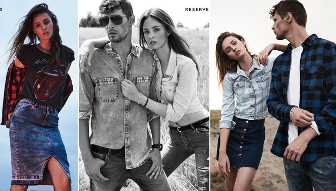 Reserved - Denim Collection - jeansowe propozycję na jesień i zimę