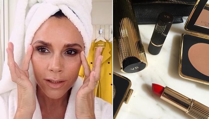 Victoria Beckham stworzyła własną linię kosmetyków (FOTO)