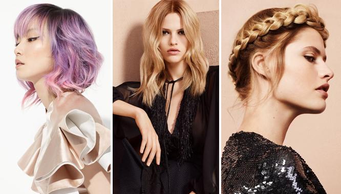 Trendy Fryzjerskie Na Wiosnęlato 2017 Od Loréal
