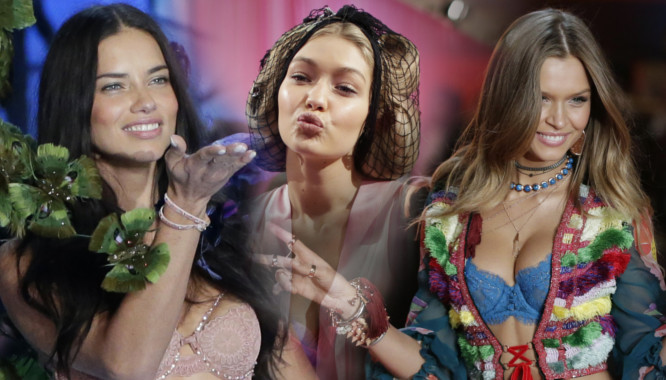 Znamy PEŁNĄ listę modelek z pokazu Victoria's Secret 2016