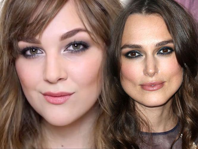 makijaże w stylu gwiazd