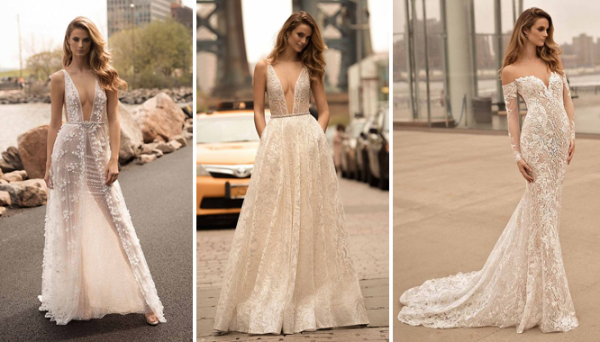da03618993 Berta Bridal - suknie ślubne na wiosnę lato 2018 (FOTO) - Zeberka.pl