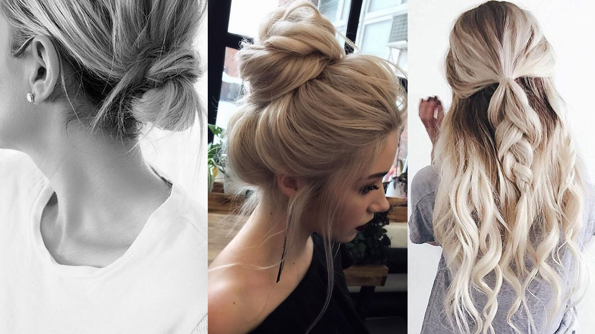 10 efektownych i ekspresowych fryzur do pracy - na pewno zdążysz! (FOTO)