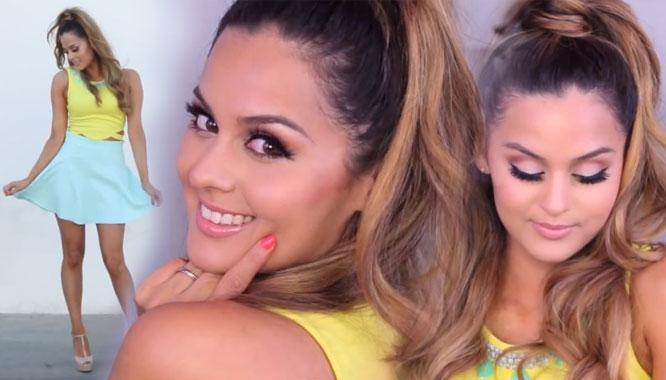 Lubisz Arianę Grande Możesz Wyglądać Tak Jak Ona Video