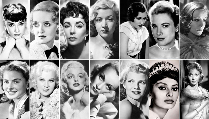 Sekrety Urody Gwiazd Starego Hollywood Zeberka