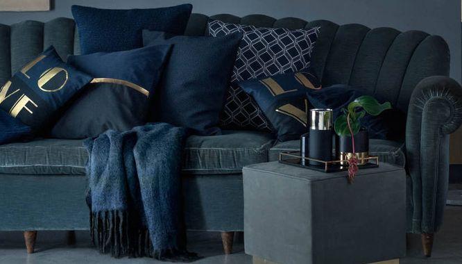 HandM Home Luksusowy Modernizm - Odrobina inspiracji na jesień 2016