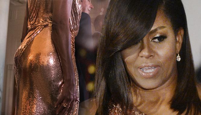 Ta suknia sprawiła, że Michelle Obama znalazła się na językach wszystkich mediów
