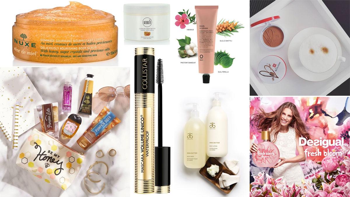 Nowości kosmetyczne na jesień 2017 - co znajdziemy w sklepach? (FOTO)