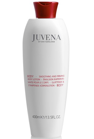 juvena smoothing and firming body lotion