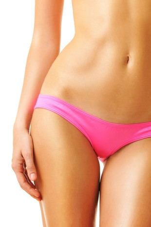 depilacja okolic bikini