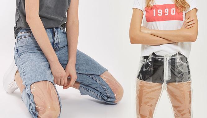 Po spodniach z
