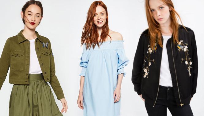 Zara zaprezentowała już pierwsze propozycje na jesień 2016